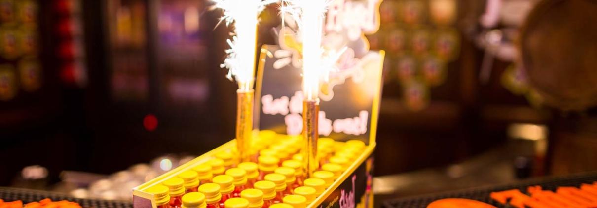 Feest en Flugel - Taveerne Den Bosch
